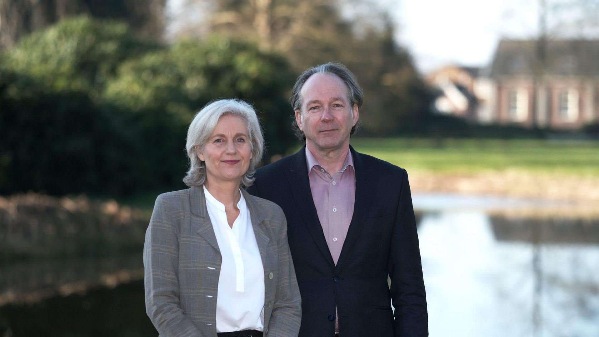 Myra van Zwieten en André Kalden