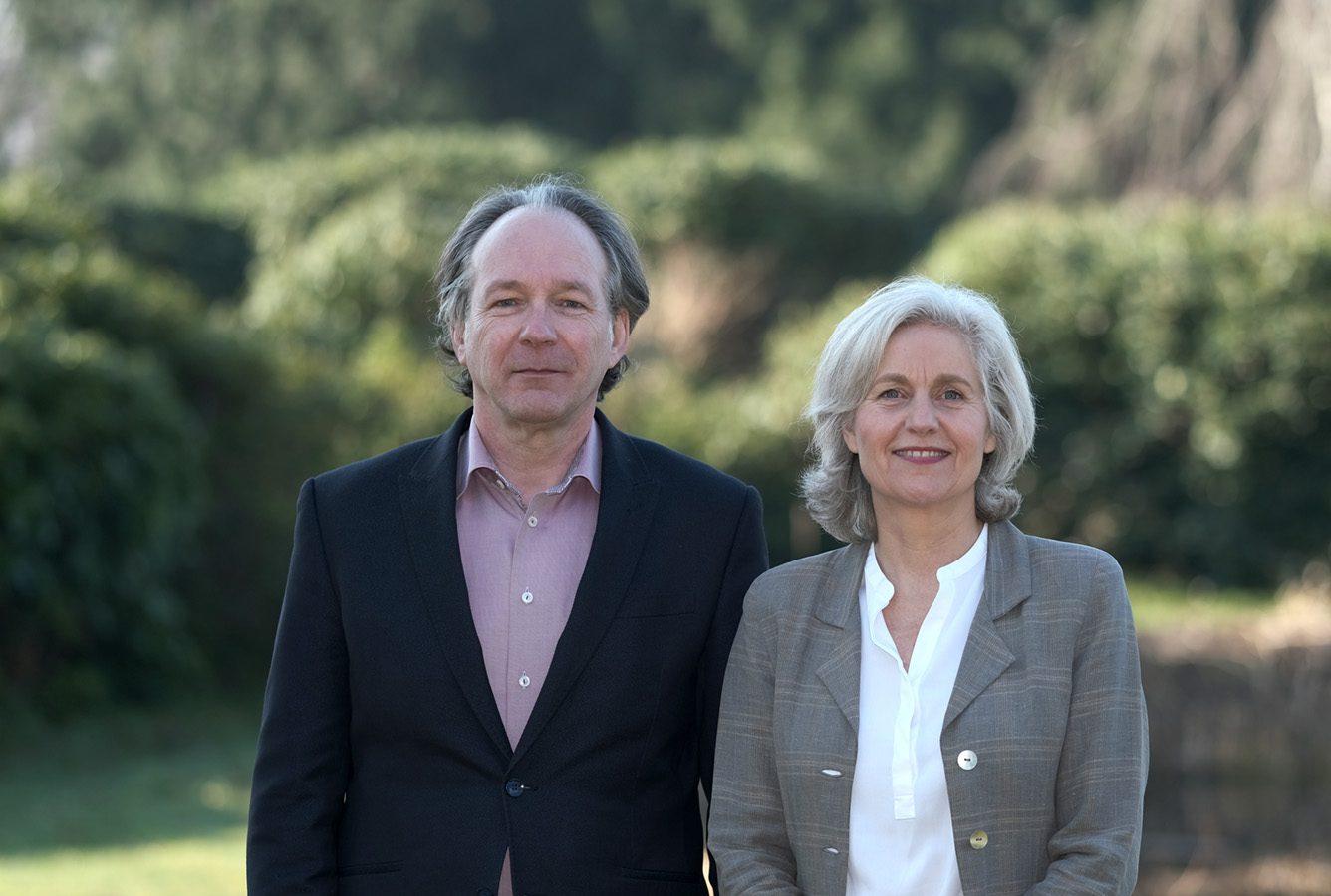 André Kalden en Myra van Zwieten - De Goede Werker BV