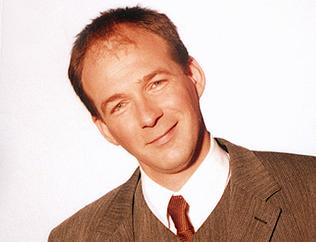 André Kalden - 1997 - Director Online Development AOL-Bertelsmann Benelux.